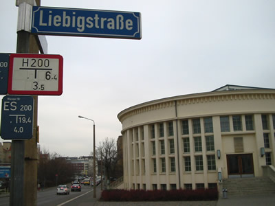 Liebigstrasse